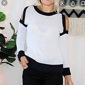 "Rag and bone ""Tracey"" sweater"